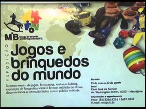 exposi 231 227 o de brinquedos e brincadeiras do mundo rep 243 rter brasil manh 227 youtube