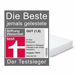 Test Matratzen 140x200 : matratzen test 01 2019 die besten stiftung warentest testsieger ~ Yasmunasinghe.com Haus und Dekorationen