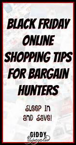 Black Friday Online Shops : black friday online shopping secrets for bargain hunters sleep in and save giddy upcycled ~ Watch28wear.com Haus und Dekorationen