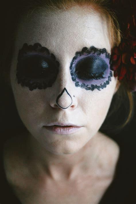 de los muertos makeup
