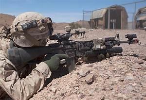 Colt M16A4 Automatic Rifle / Assault Rifle - United States