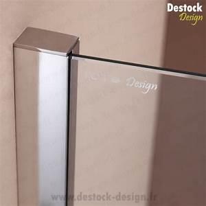 Miroir De Douche : paroi fixe miroir de 120 cm pour douche de salle de bain ~ Nature-et-papiers.com Idées de Décoration
