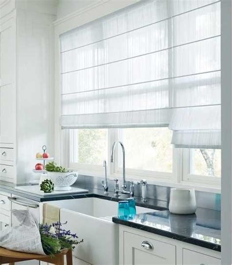 contemporary curtain fabrics 20 beautiful window treatment ideas for kitchen and