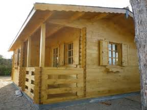 chalet en kit pologne chalet habitable de loisirs 40m2 en bois en kit