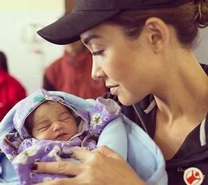 Myleene Klass shares heartwarming photo of newborn baby as ...  Baby