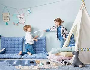 Tipi Chambre Garçon : vertbaudet les nouveaut s d co pour la chambre enfant ~ Teatrodelosmanantiales.com Idées de Décoration