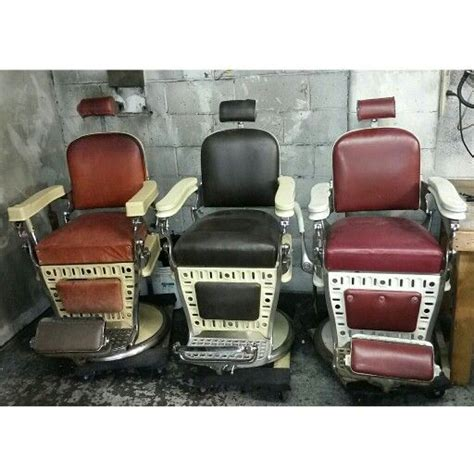 1000 images about antique barber chairs on