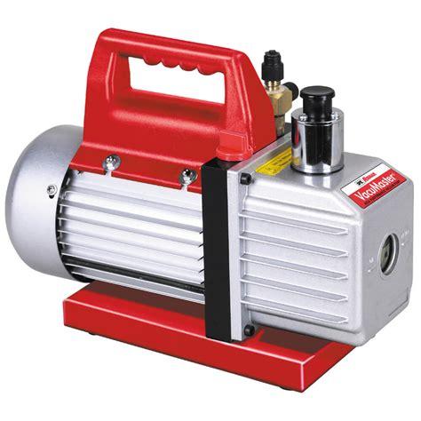 air pump for vacuum forming robinair 15150 vacuum pump vacumaster series
