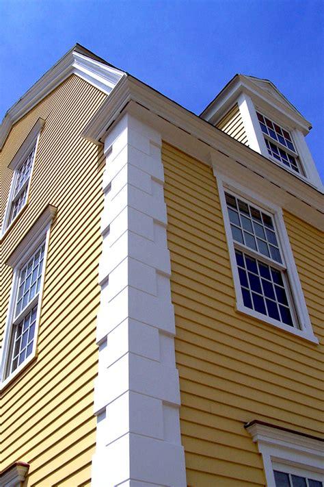 exterior trim siding colonial exterior trim  siding exterior trim sidingcolonial widows