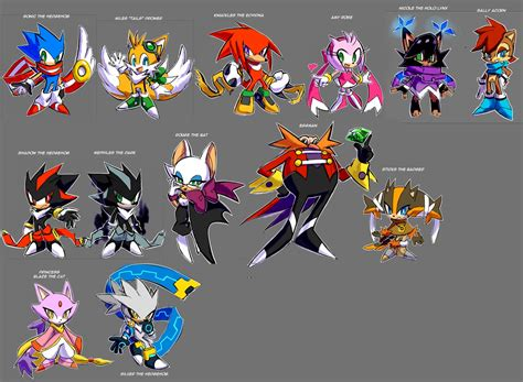 Tails (character), Sonic, Sonic The Hedgehog, Sonic Boom