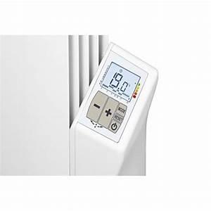 Thermostat Radiateur Electrique : thermostat radiateur electrique gallery of pilotage du ~ Edinachiropracticcenter.com Idées de Décoration