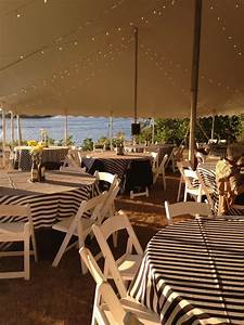 30x60 Century Pole Tent with Bistros and White Garden