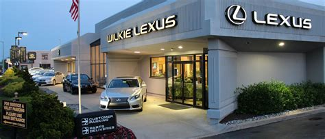 Lexus Service And Parts In Haverford, Pa