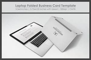 Business card template psd designs for corporates and for Folded business card template