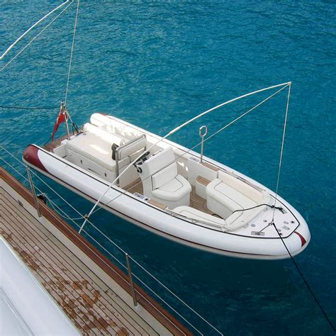 Boat Mooring Parts by Mooring Products Mega Yacht Tender Whips