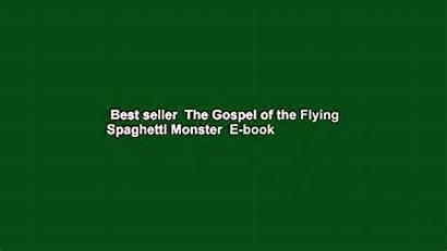 Spaghetti Flying Monster Gospel Dailymotion Seller