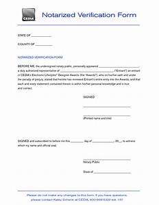 best photos of notary forms product sample notary forms With notarized document template