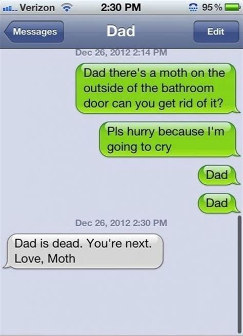 hilarious texts uncontrollable laughter  true