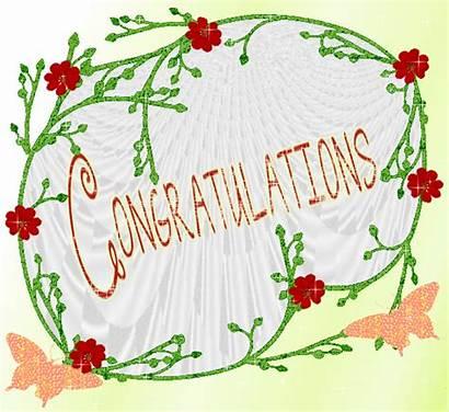Congratulations Special Graphics Girly Greeting Random