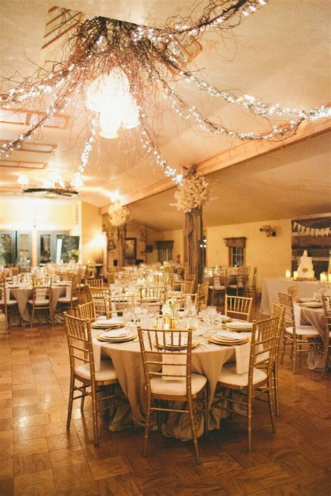 Wedding Reception Decorations by Outdoor Evening Wedding Reception Decor 5063