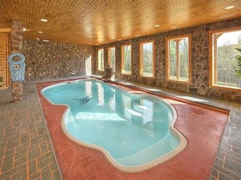 smoky mountain cabins with indoor pools pigeon forge cabin rentals gatlinburg cabin rentals