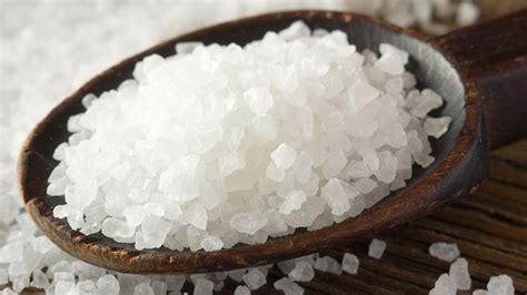 il sale da cucina i 7 tipi di sale possono migliorare la tua salute