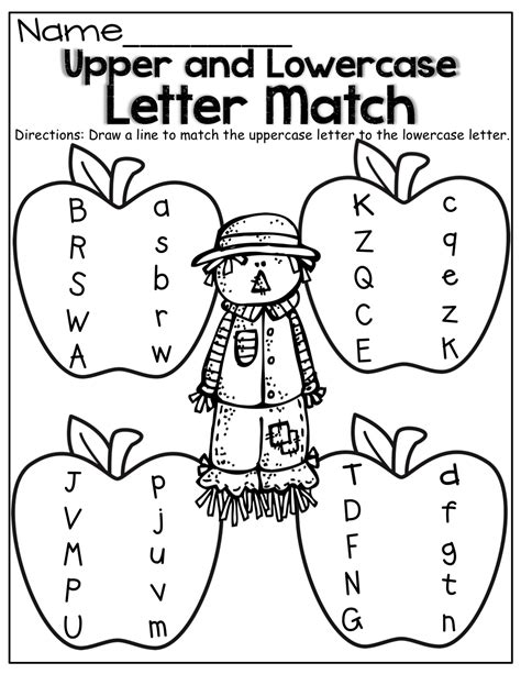 Upper And Lowercase Letter Match!  Kinderland Collaborative  Pinterest  Kindergarten, School