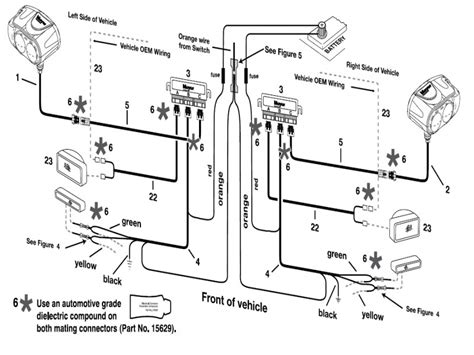 Western Plow Wiring Schematic Forums