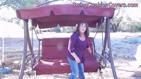 patio swing with canopy costco costco patio swing canopy and cushion replacement