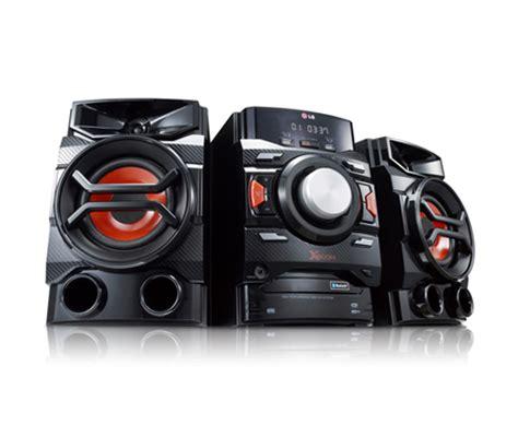lg xboom cm mini  fi system  maximum power fun