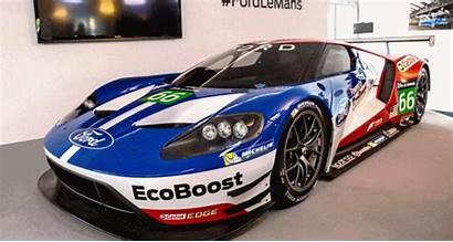 Ford Gt Le Mans Gtlm Track Test