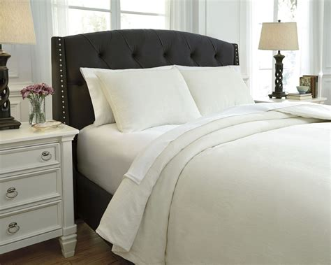 ivory duvet cover king bergden ivory king duvet cover set from q734013k