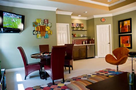 Playful Loftgameroom  Contemporary  Family Room. Kitchen Tile Designs Floor. Design Dream Kitchen. Spanish Style Kitchen Design. Kitchen Designer. Kitchen Bar Counter Design. Simple Modern Kitchen Designs. Small Kitchen Design Pictures And Ideas. Kitchen Designs Brisbane