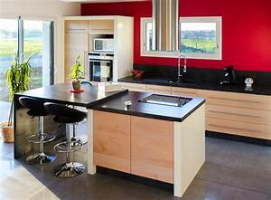 awesome amenagement cuisine en l gallery design trends With wonderful meubles pour petite cuisine 6 amenagement cuisine en l marie claire
