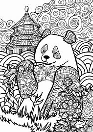 Best Panda Coloring Pages Ideas And Images On Bing Find What You