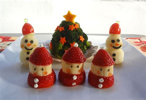 fruit christmas food art pictures   images