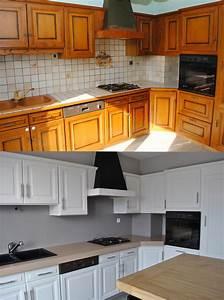 refaire sa cuisine rustique perfect superbe refaire sa With refaire sa cuisine rustique en moderne