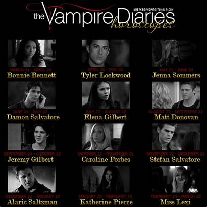 Vampire Diaries Tvd Cast Character Tv Which