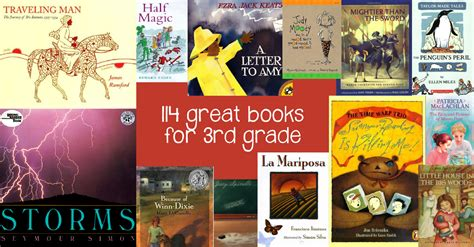 Favorite Books For 3rd Graders Greatschools