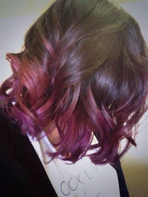 54 Best Hair Images On Pinterest Short Hair Colourful