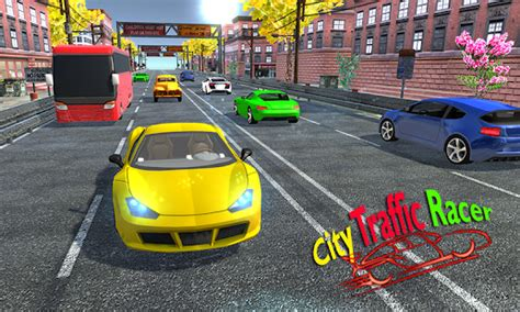 Racing Car City Traffic Racer Driving Android