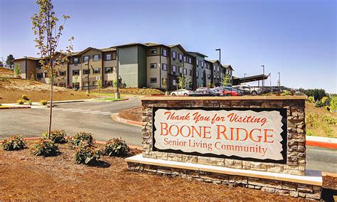 boone ridge senior living mosaic management