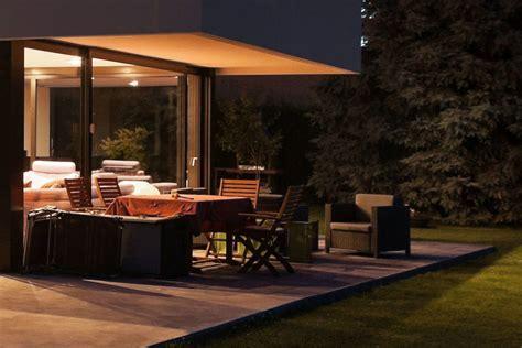 Terrassenbeleuchtung Ideen Für Eine Stimmige