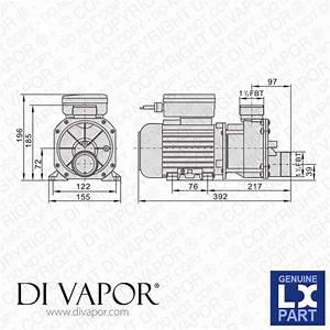 Lx Ea350 Pump 1 Hp