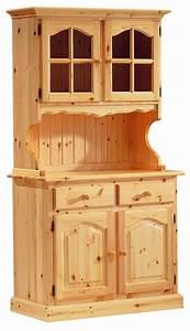 les meubles en pin de votre discounteur affaires meublefr With deco cuisine pour meuble en pin massif