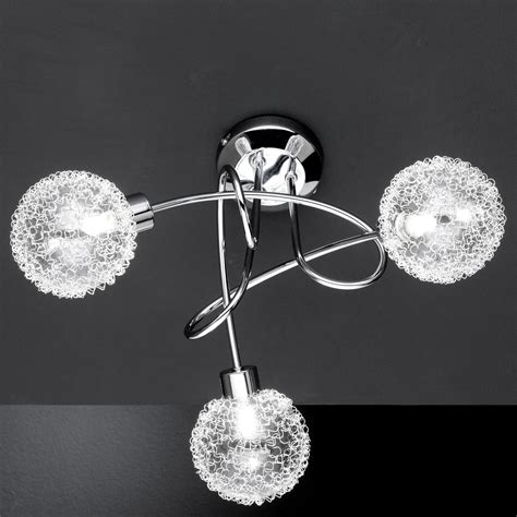 wofi arc 3 light ceiling light next day delivery wofi