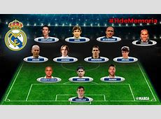Real Madrid Di Stéfano y Cristiano comparten delantera en