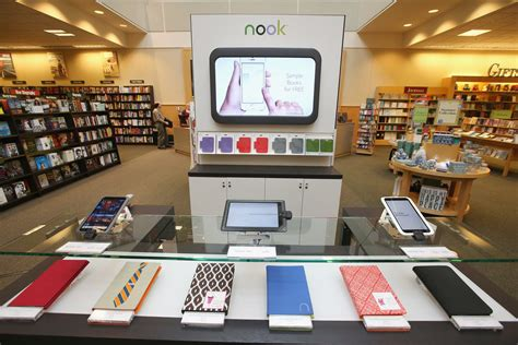 Barnes Nobles Books by Barnes Noble And Microsoft End Nook Partnership The