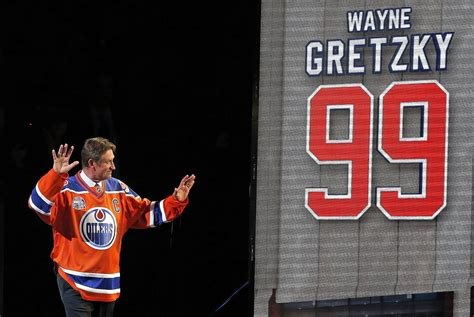 Gretzky Oilers Bid Farewell To Arena The Japan Times