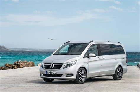 Mercedes V Class Photo by News The All New 2015 Mercedes V Class